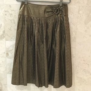 Saks 5th Ave {4} Sparkly Skirt EUC